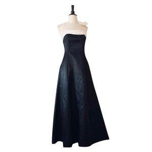 Zum Zum By Niki Liva Black Gown Size 3